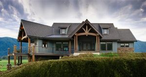 Deroche house for Mountainside Design Build